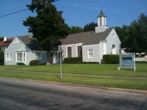 First Church of Christ, Scientist, Terrell, Texas